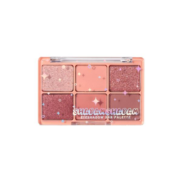 Shabam Shabam Eyeshadow Bar Palette (9g) CORINGCO #03 Aurora Night