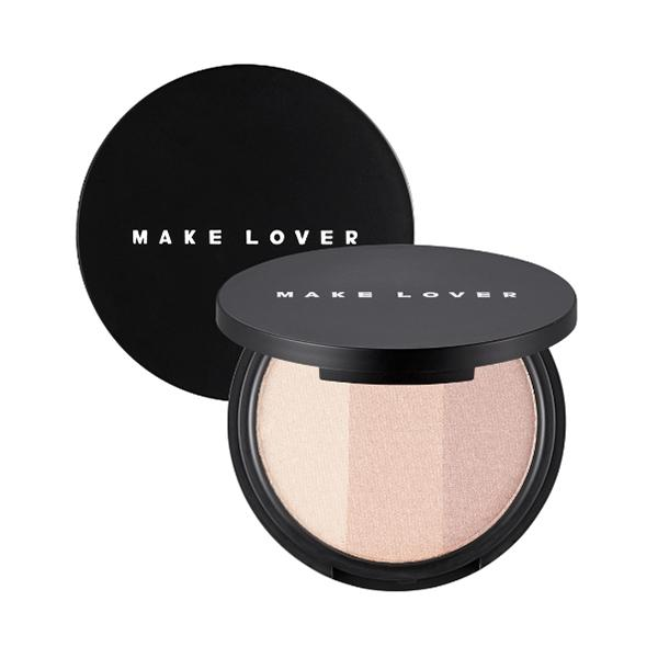 Triple Bronzing Highlighter (10g) Make Lover