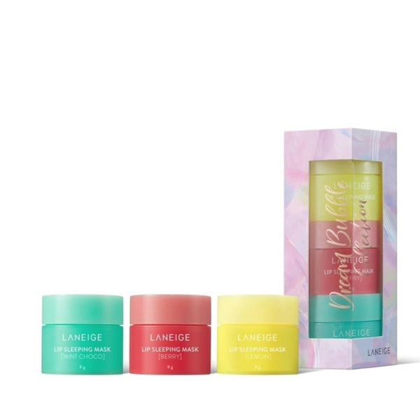 [Christmas Collection 2019] Lip Sleeping Mask Set