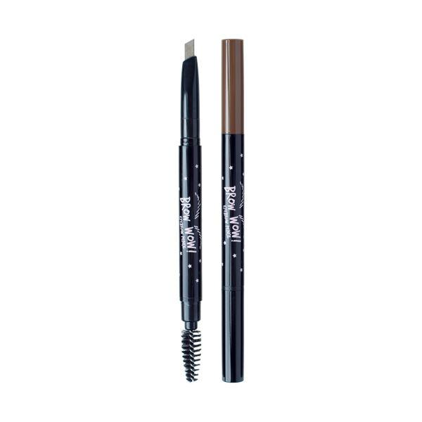 Brow Wow Eyebrow Pencil (0.18g) A'BLOOM 02 Dark Brown  ?id=15298157740111