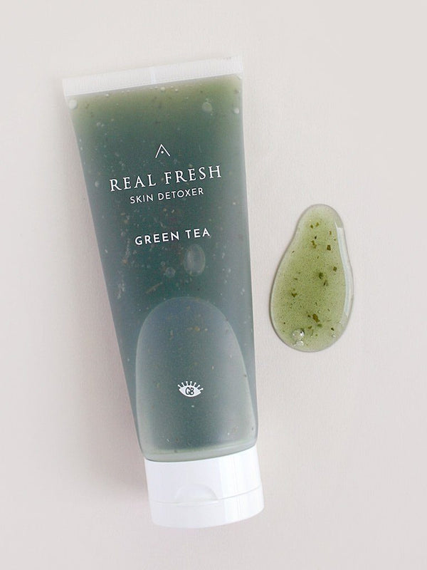 Real Fresh Skin Detoxer Green Tea (150ml)