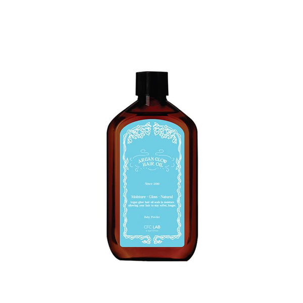 Argan Glow Hair Oil Baby Powder (110ml) CFC LAB