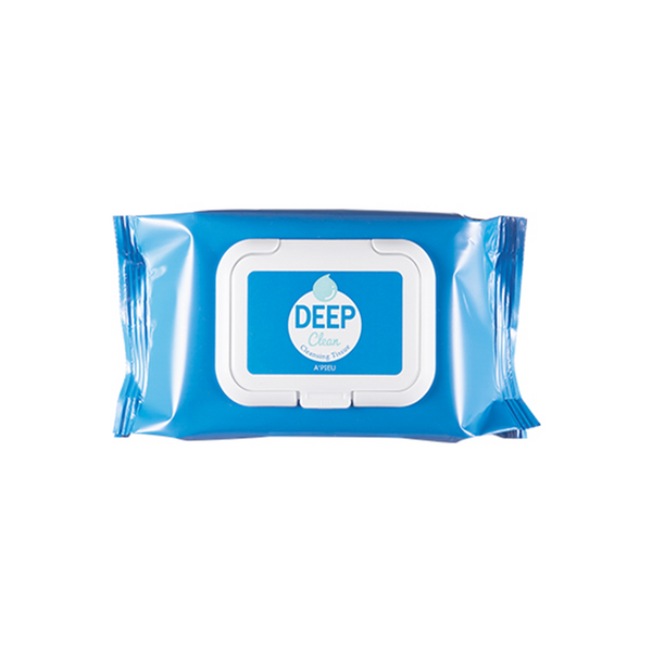 Deep Clean Cleansing Tissue (25ea)