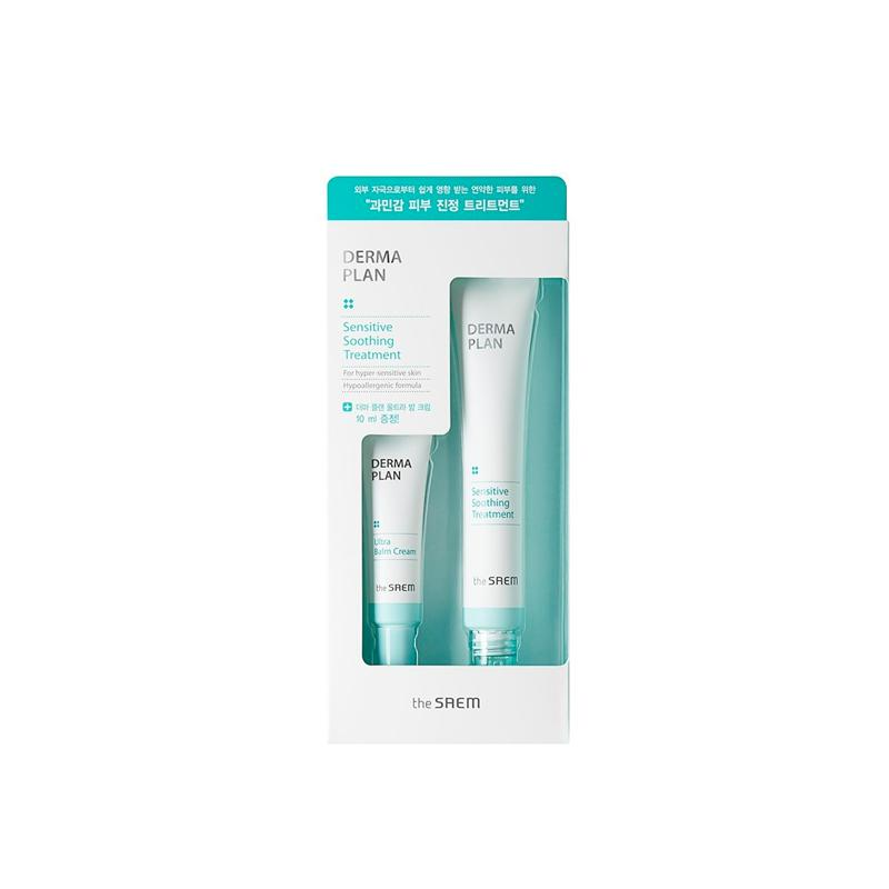 Derma plan Sensitive Soothing Treatment (30ml)