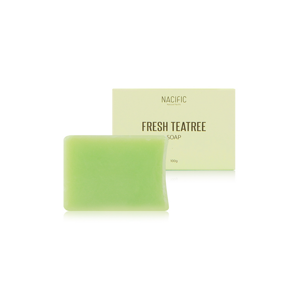 Fresh Teatree Soap (1ea)