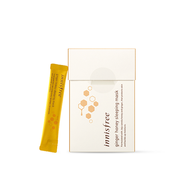 Ginger Honey Sleeping Mask (15ea)