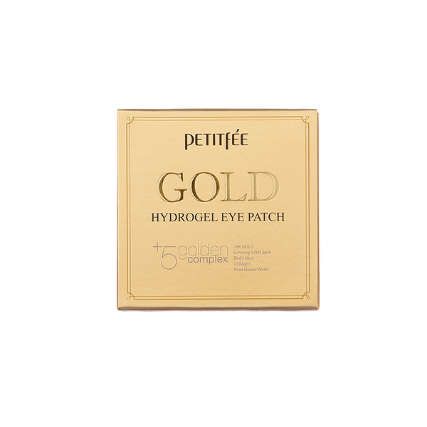 Gold Hydrogel Eye Patch (60 Patches)