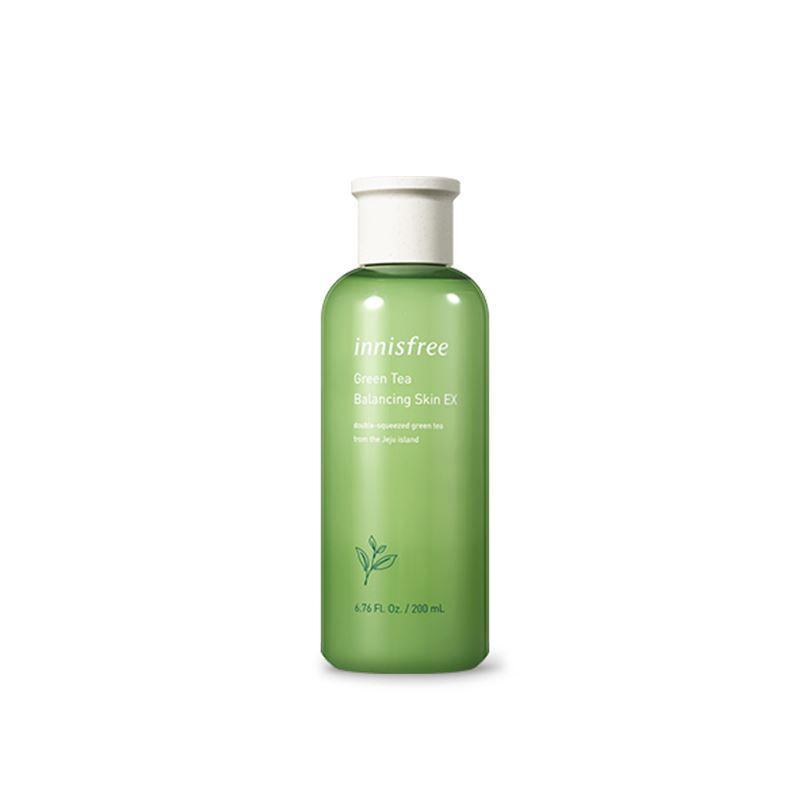 Green Tea Balancing Skin EX (200ml) innisfree