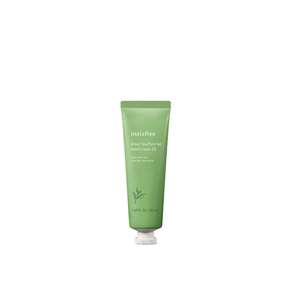 Green Tea Pure Gel Hand Cream EX (50ml)