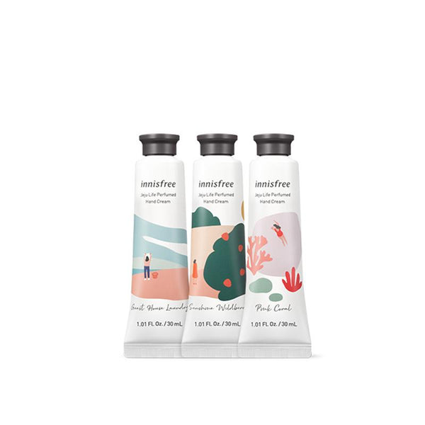 Jeju Life Perfumed Hand Cream (30ml)