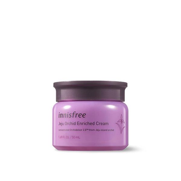 Jeju Orchid Enriched Cream (50ml) innisfree