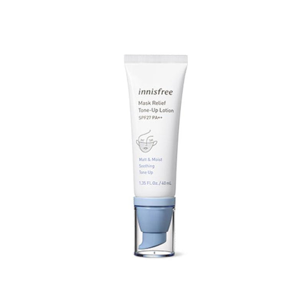 Mask Relief Tone-Up Lotion SPF27 PA++ (40ml)