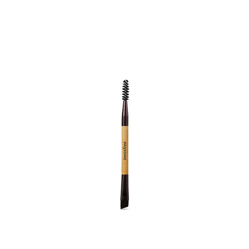 Mini Dual Eyebrow Brush (1ea)