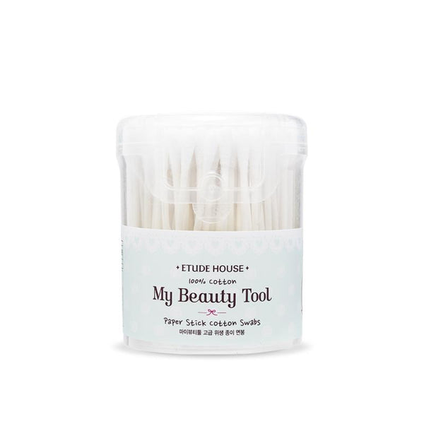 My Beauty Tool Paper Stick Cotton Swabs (150ea)
