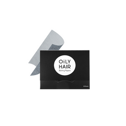 Oily hair Blotting Papers (20 sheets)