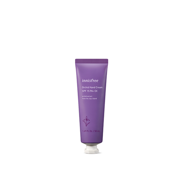 Orchid Hand Cream SPF 15 PA+ EX (50ml)