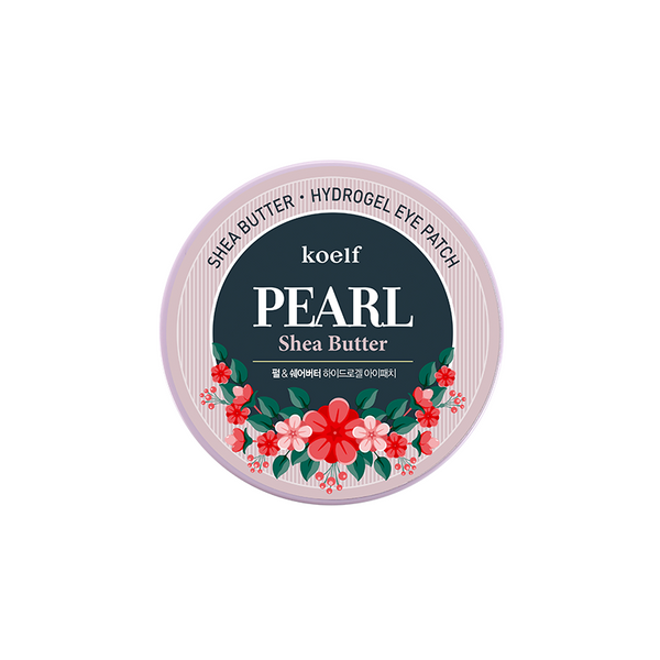 Pearl Shea Butter Eye Patch (60 Patches)