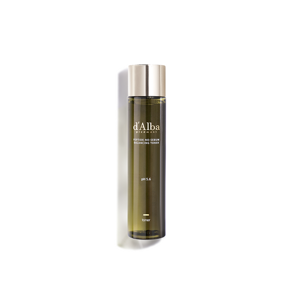 Peptide No-Sebum Balancing Toner (145ml)