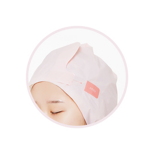 Raspberry Vinegar Hair Cap (1ea)
