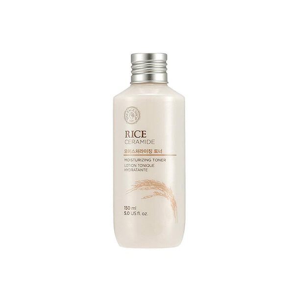 Rice & Ceramide Moisture Toner (150ml) THE FACE SHOP