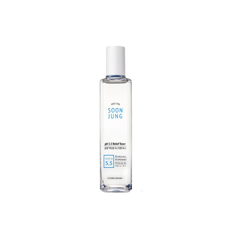 Soon Jung pH 5.5 Relief Toner (180ml)