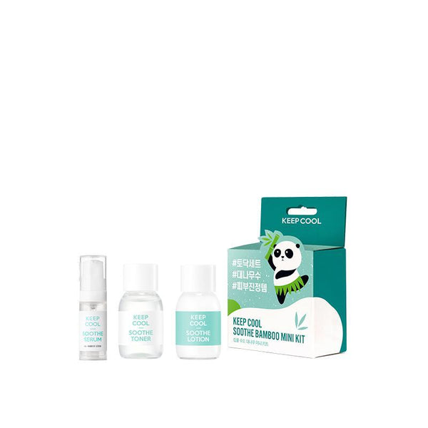 Soothe Bamboo Mini Kit