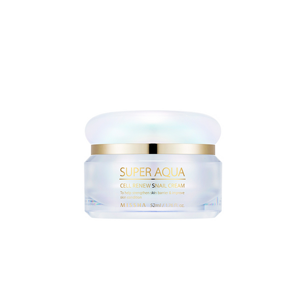 Super Aqua Cell Renew Snail Cream (52ml)