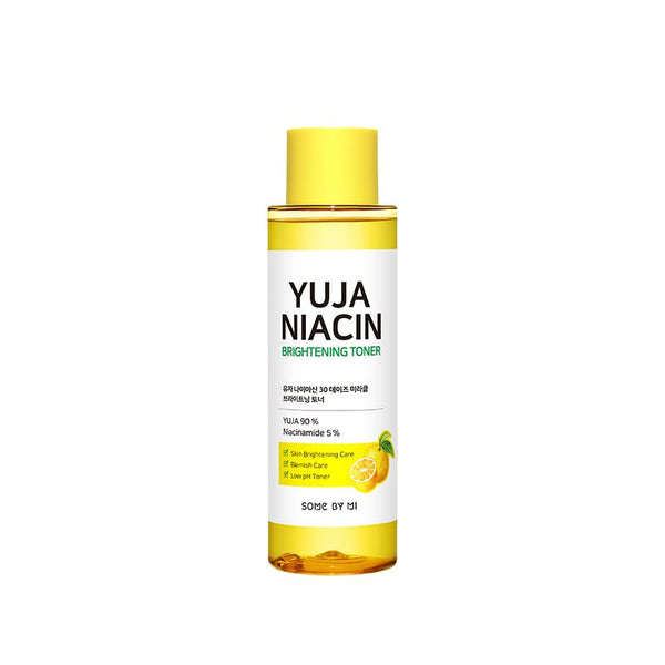 Yuja Niacin 30 Days Miracle Brightening Toner (150ml)