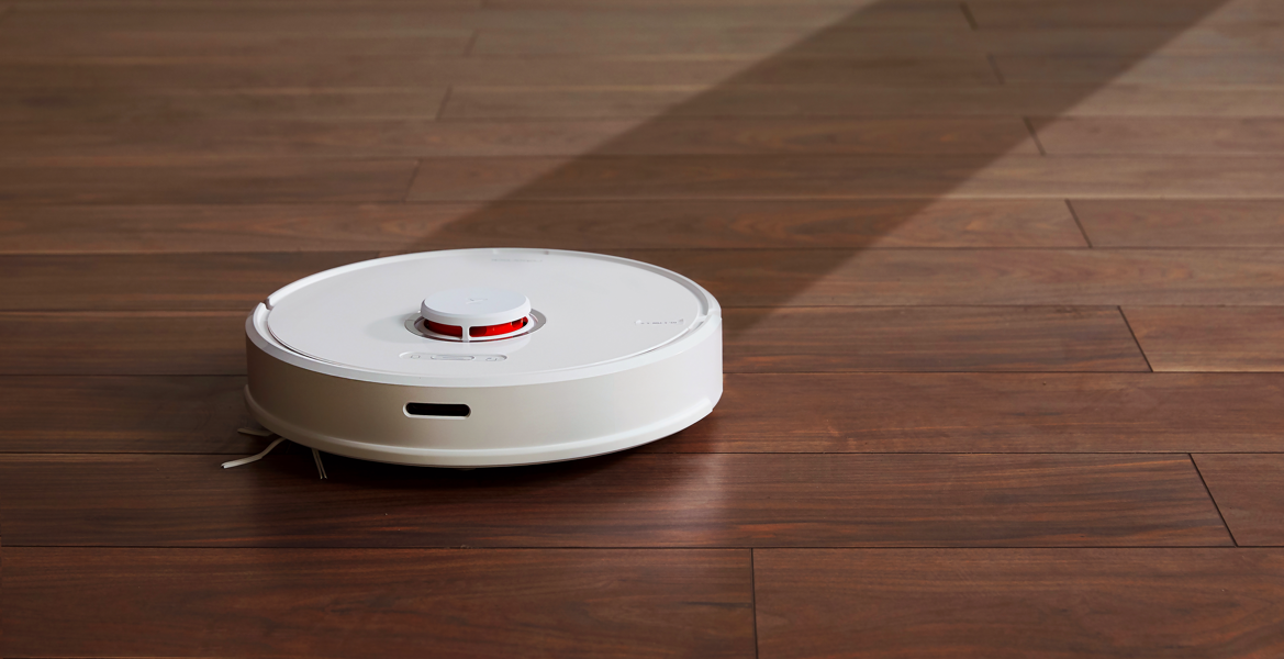 Roborock S6 mopping