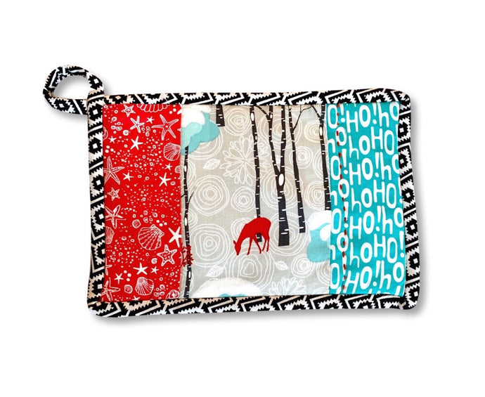 Jou Ferye Holiday Pot Holder Haiti