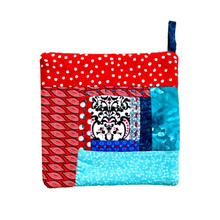 Load image into Gallery viewer, Jesula from Milot Haiti:  Handmade potholder