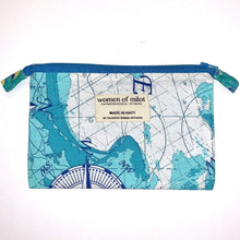 Load image into Gallery viewer, Nautica Zip Pouch