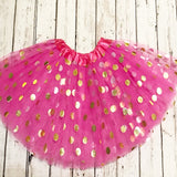 African American Barbie Birthday Tutu Outfit Set