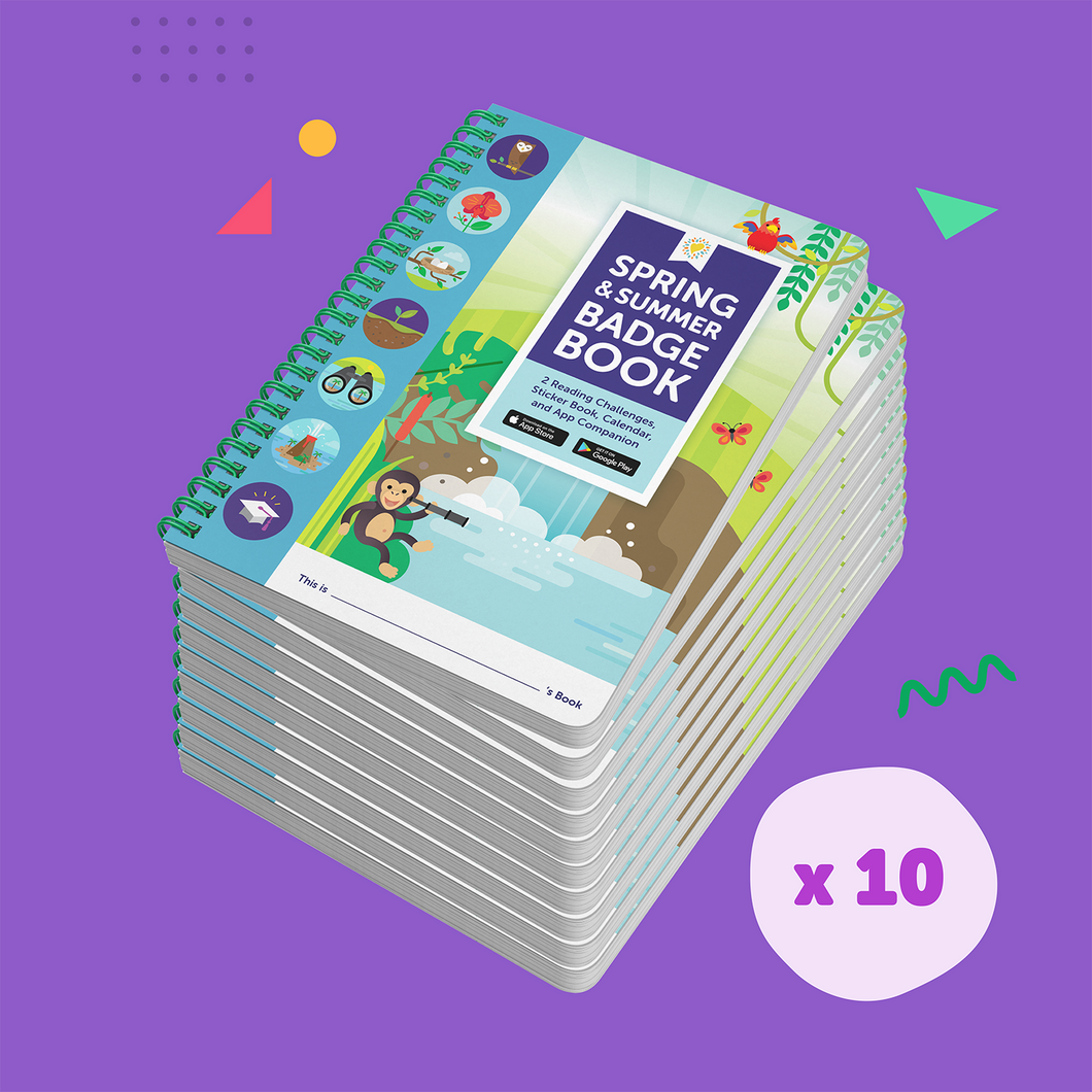 10 x Summer Classroom Bundle