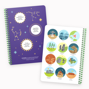 Myths and Mysteries Badge Book