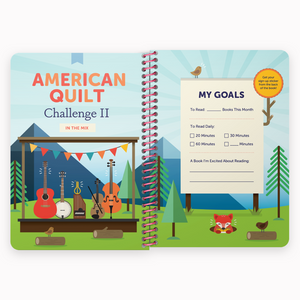 American Quilt Badge Book