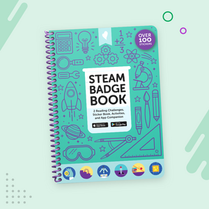 STEAM Badge Book