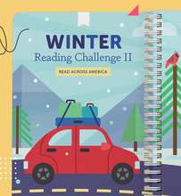 Load image into Gallery viewer, 2020 Winter Reading Badge Book