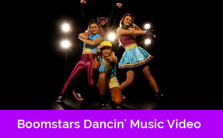 Boomstars Dancin' Official Music Video