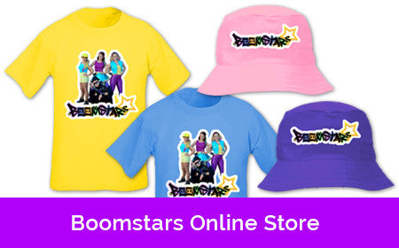 Boomstars Online Store