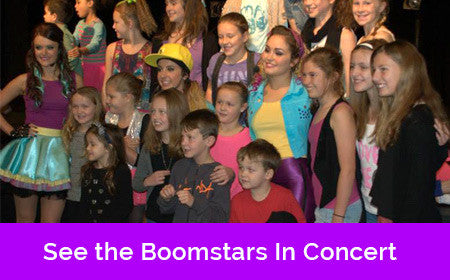 Boomstars in Concert