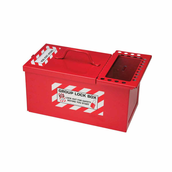 Combined Storage Group Lockout Box