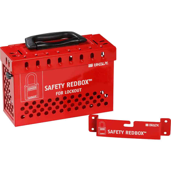 Safety REDBOX™ Group Lockout Box