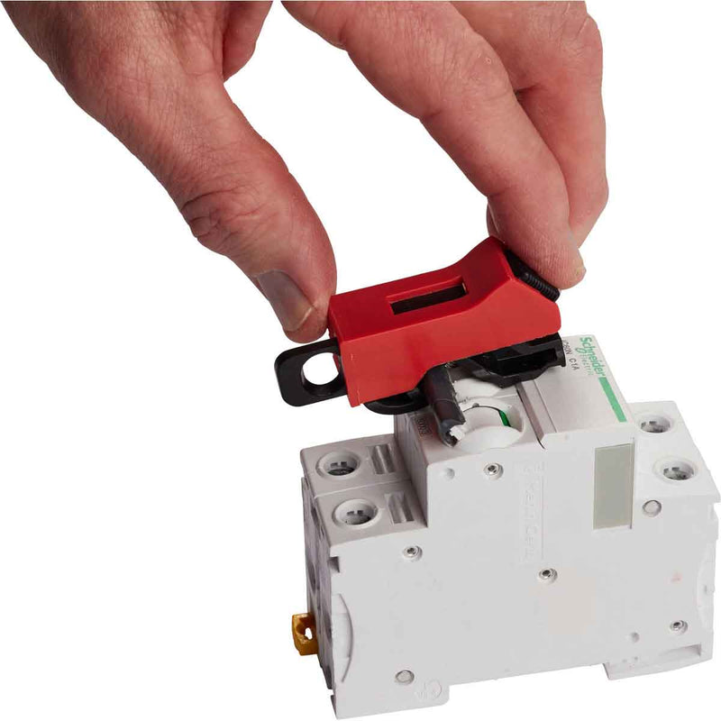 Universal Mini Circuit Breaker Lockout