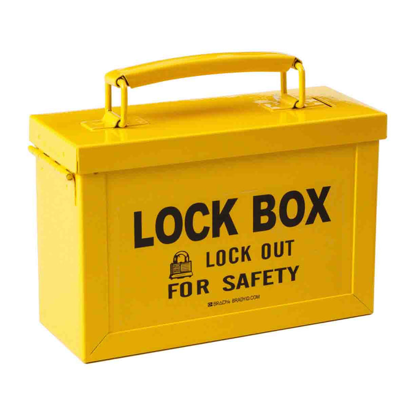 Portable Metal Group Lock Box