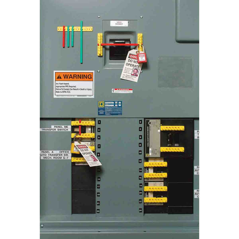 480-600V Breaker Lockout Kit