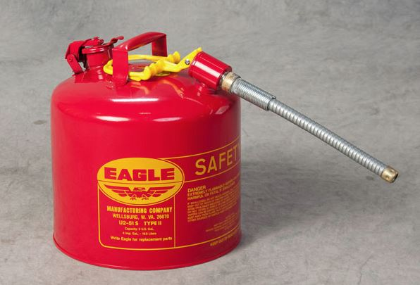 Type II Safety Can - 5 Gal. (19L)