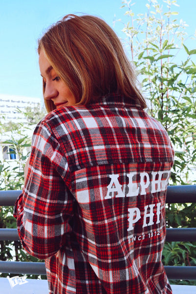 Custom Flannel