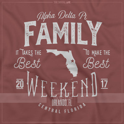 State Family Weekend