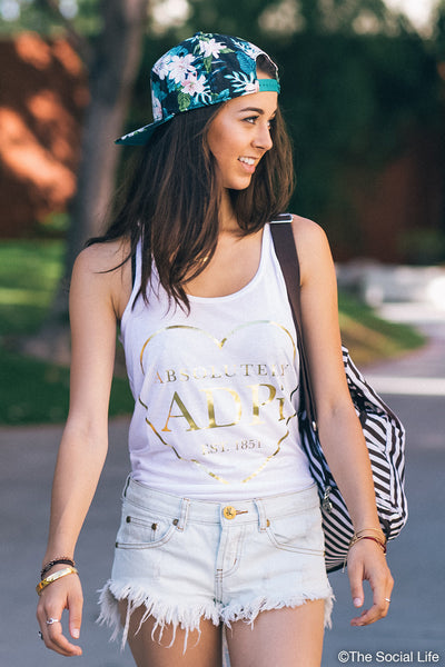 Absolutely Alpha Delta Pi Tank